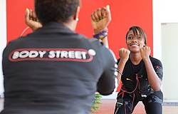 workout with Bodystreet